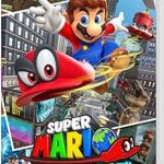 Thumbnail image for Nintendo Switch Super Mario Odyssey Game for $44.99 Shipped