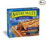 Thumbnail image for Nature Valley Crunchy Granola Bars Variety Pack for $1.48 per Box Shipped