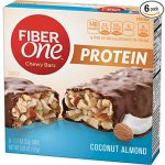 Thumbnail image for Fiber One Protein Coconut Almond Bars for $1.79 per Box Shipped