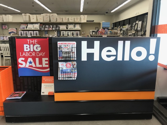 Big Lots Labor Day Sale