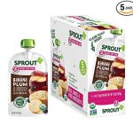 Thumbnail image for Sprout Organic Banana Plum Blueberry Quinoa Pouches for $0.82 Each Shipped
