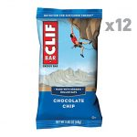 Thumbnail image for CLIF Bar Chocolate Chip Energy Bars for $0.83 Each Shipped
