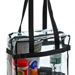 Thumbnail image for Stadium Approved Clear Tote Bag for $6.79