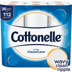 Thumbnail image for Cottonelle Ultra CleanCare Toilet Paper for $0.47 per Family Roll Shipped