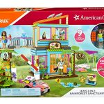 Thumbnail image for Mega Construx American Girl Lea's 2-in-1 Rainforest Sanctuary for $35 Shipped