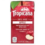 Thumbnail image for Tropicana 100% Apple Juice Boxes for $0.18 Each Shipped