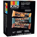 Thumbnail image for KIND Bars Nuts & Spices Variety Pack for $0.74 per Bar Shipped