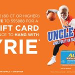 Thumbnail image for $5 Aleve Rebate + Chance to Hang with Kyrie!