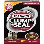 Thumbnail image for Arm & Hammer Clump & Seal Platinum Cat Litter | 40 lbs for $17.84 Shipped