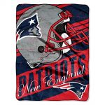 Thumbnail image for NFL New England Patriots Micro Fleece Blanket for $19.99