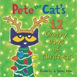 Thumbnail image for Pete the Cat's 12 Groovy Days of Christmas Book for $10.39