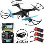 Thumbnail image for RC Quadcopter Drone with Camera for $75.99 Shipped Today