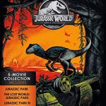 Thumbnail image for Jurassic World: 5-Movie Collection on Blu-ray for $27.99 Shipped