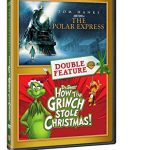 Thumbnail image for The Polar Express & How the Grinch Stole Christmas DVD for $13.79