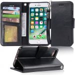 Thumbnail image for iPhone 7/8 Leather Wallet Case for $12.99