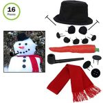 Thumbnail image for My Very Own 16 Piece Snowman Kit for $9.99 Shipped