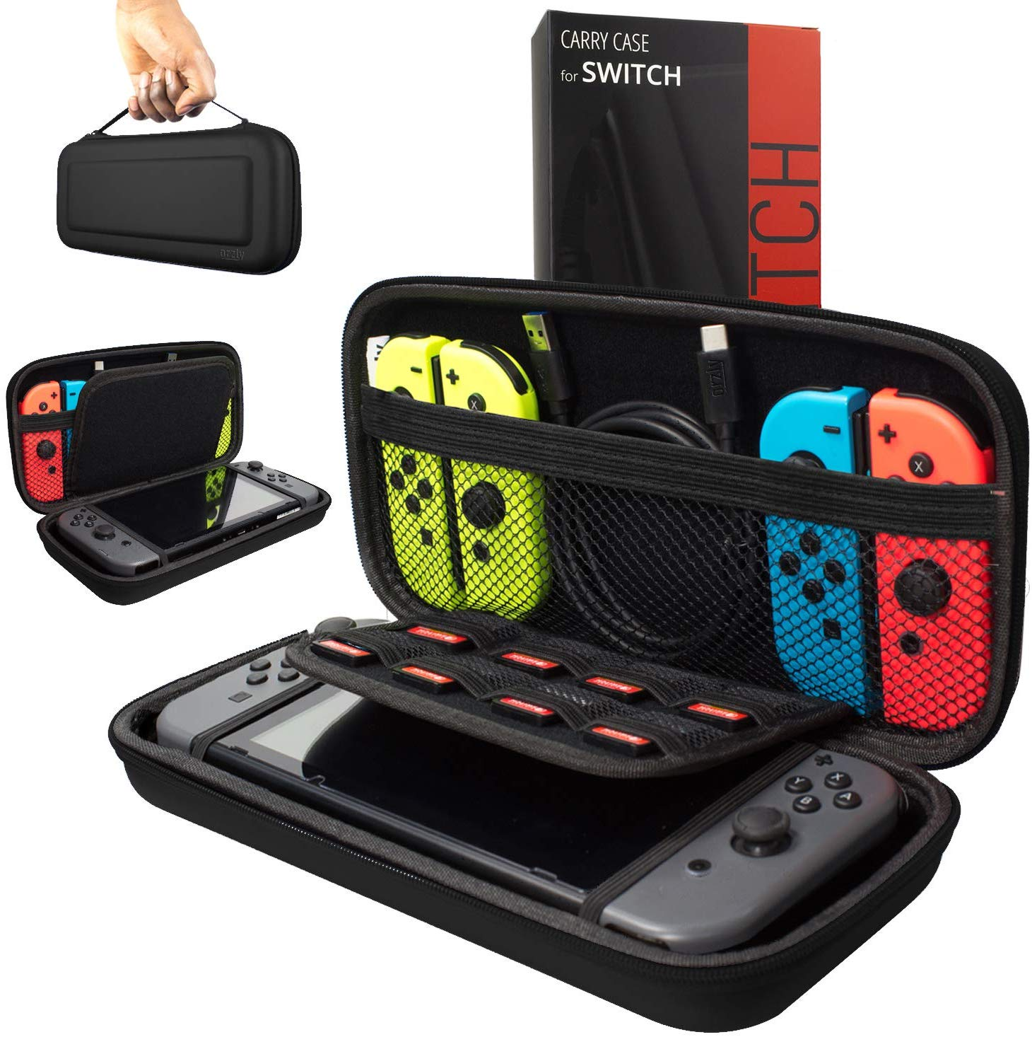 Fred Meyer - Nintendo Switch GoPlay Game Traveler Pack ...