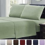 Thumbnail image for Mellanni 100% Queen Flannel Sheet Set for $39.97 Shipped