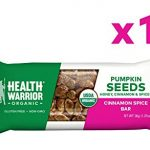 Thumbnail image for Health Warrior Pumpkin Seed Cinnamon Spice Protein Bars for $0.85 Each Shipped