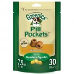 Thumbnail image for Greenies Capsule Pill Pockets Treats for $0.14 Each Shipped