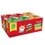 Thumbnail image for Pringles Snack Stacks Potato Crisps Chips for $0.30 per Cup Shipped