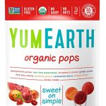 Thumbnail image for YumEarth Organic Lollipops for $0.09 Each Shipped