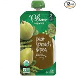 Thumbnail image for Plum Organics Spinach, Peas & Pear Second Blends Pouches for $0.77 Each Shipped