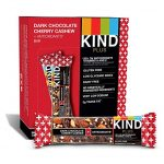 Thumbnail image for KIND Bars Dark Chocolate Cherry Cashew + Antioxidants Bars for $0.79 Each Shipped