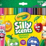 Thumbnail image for Crayola Silly Scents Marker Set for $3.99 Shipped