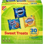 Thumbnail image for Nabisco Cookies Oreo, Chips Ahoy & Golden Oreo Packs for $0.20 Each Shipped