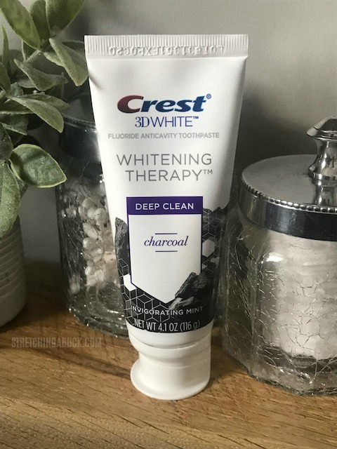 Crest Charcoal White Review