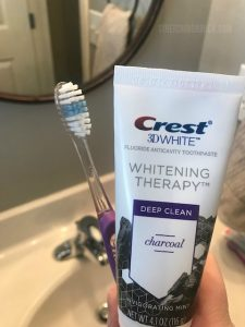 My Crest 3D Charcoal White Review