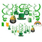 Thumbnail image for St Patrick's Day 30-Piece Party Decoration Set for $10.99