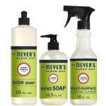 Thumbnail image for Mrs Meyer's Clean Day Kitchen Basics Set for $10.17 Shipped