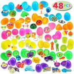 Thumbnail image for 48 Toy Filled Easter Eggs for $12.95