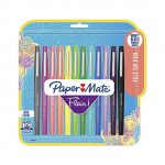 Thumbnail image for Paper Mate Tropical Colors Flair Felt Tip Pens | 12 for $8.02