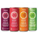 Thumbnail image for IZZE Sparkling Juice Variety Pack for $0.36 per Can Shipped