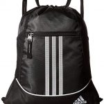 Thumbnail image for adidas Alliance II Sackpack Drawstring Bag for $13.50