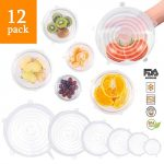 Thumbnail image for Silicone Stretch Reusable Lids/Bowl Covers for $7.99