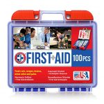 Thumbnail image for 100-Piece Portable First Aid Kit for $8.49