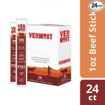 Thumbnail image for Vermont Smoke & Cure BBQ Beef Sticks for $0.69 Each Shipped
