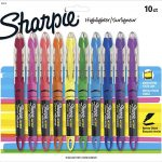 Thumbnail image for Sharpie Liquid Highlighters | 10-count for $6.50