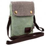 Thumbnail image for Canvas Crossbody Cell Phone Purse for $10.99