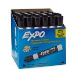 Thumbnail image for Expo Low Odor Dry Erase Markers for $0.45 Each Shipped