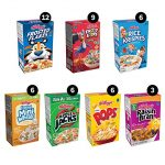Thumbnail image for Kellogg's Single Serve Breakfast Cereals for $0.32 Each