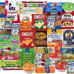 Thumbnail image for College Snack Care Package | 45 Snacks for $20.99