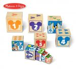 Thumbnail image for Melissa & Doug Mickey Mouse Nest & Stacking Blocks for $8.88