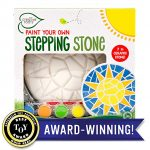 Thumbnail image for Creative Roots Paint Your Own Mosaic Sun Stepping Stone for $7.99