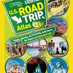 Thumbnail image for National Geographic Kids Ultimate U.S. Road Trip Atlas for $4.16