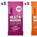 Thumbnail image for Health Warrior Chia Bars Chocolate Variety Pack for $0.68 per Bar Shipped